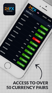 24FX - Forex Trading Screenshot