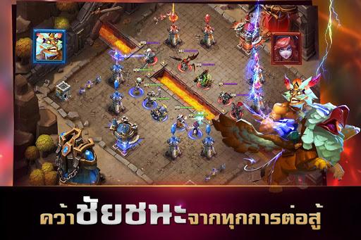 Clash of Lords 2: u0e25u0e48u0e32u0e1au0e31u0e25u0e25u0e31u0e07u0e01u0e4c  screenshots 6