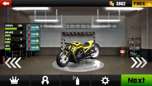 Traffic Moto 3D 2.0 screenshots 1
