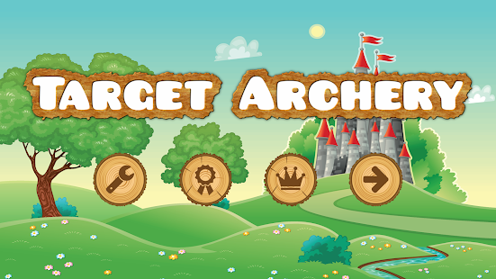 Target Archery - Arrow Shooting Game 🎯 Screenshot