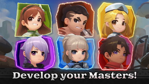 Raid Masters Online - BOSS RAID 1.010 screenshots 18