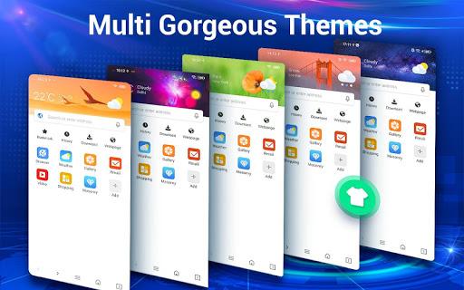 Web Browser & Web Explorer android2mod screenshots 11