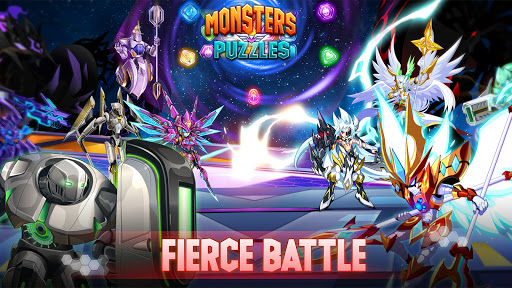Monsters & Puzzles: Battle of God, New Match 3 RPG screenshots 17