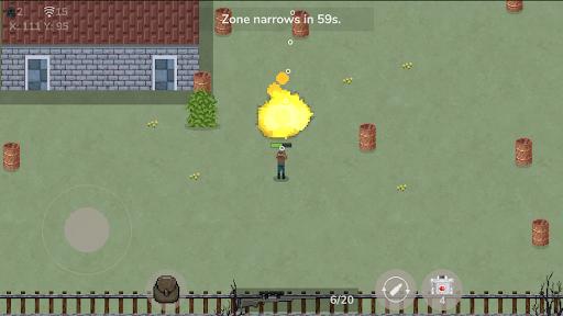 Desert Pixel Online screenshots 4