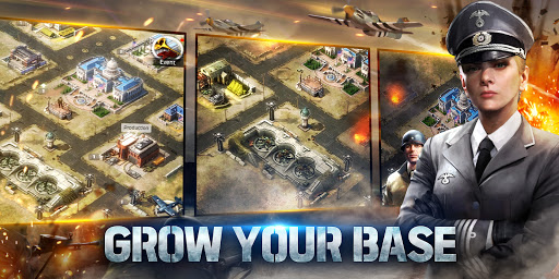 World of War Machines - WW2 Strategy Game 10029 screenshots 5