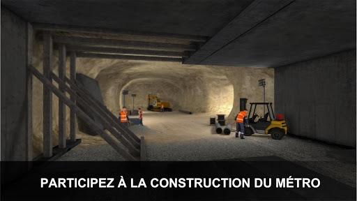 Code Triche Subway Simulator 3D - Conduite Souterraine mod apk screenshots 5