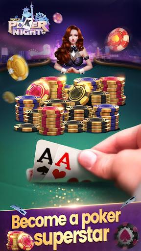 World Poker Night 1.0.0 screenshots 2