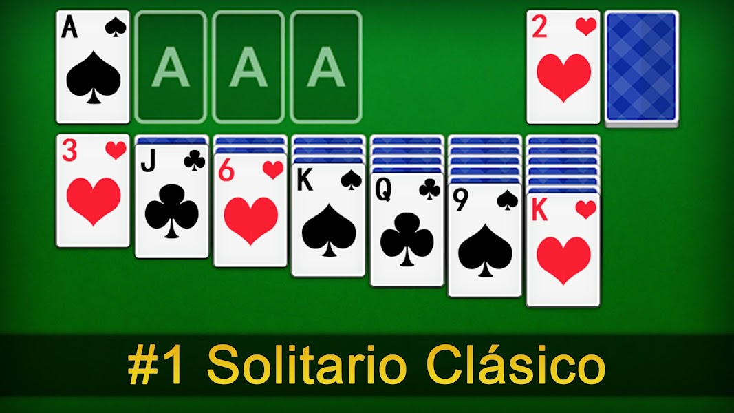 Solitaire: Card Games