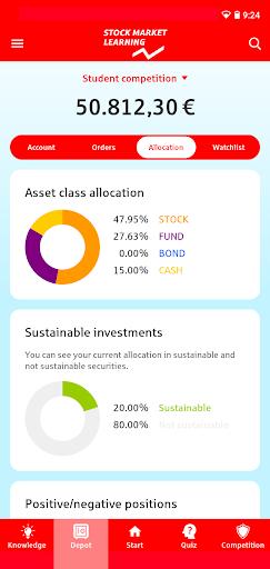 Stock Market Learning 4.2.2 screenshots 3