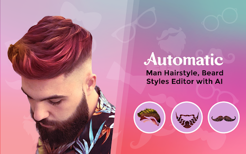 Pocket Salon – Men, Women Mobile Beauty Editor app 5