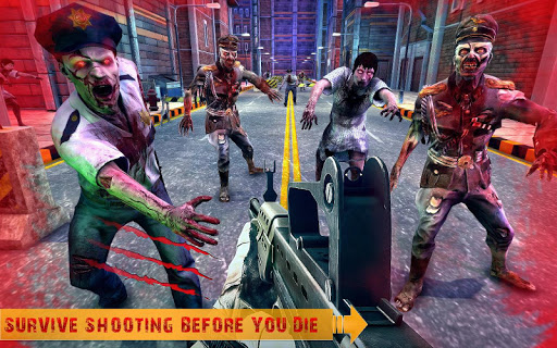 Zombie Hunter Hero 1.0.14 Screenshots 5