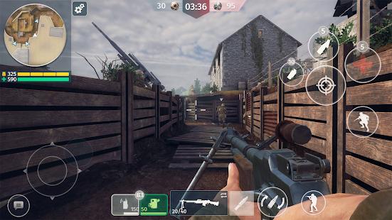 World War 2 - Battle Combat (FPS Games) apk