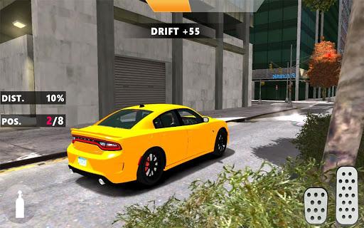 Mustang Dodge Charger: City Car Driving & Stunts  Screenshots 6