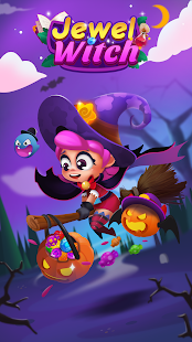 Jewel Witch -- Magical Blast Free Puzzle Game