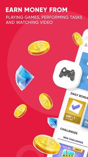 Free Diamonds, Elite Pass, Game Cash & Gift Cards 1.2.241120 Screenshots 1