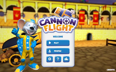 Cannon Flight Hack Game Android & iOS 1