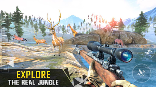 Safari Deer Hunting Africa: Best Hunting Game 2020 1.41 screenshots 8