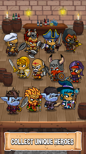 Five Heroes: The King's War 3.2.2 screenshots 1