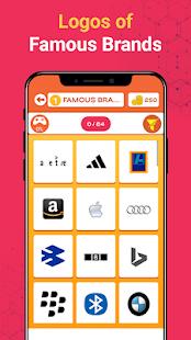 Logo Quiz : Guess the Logo game : Guess the Brand 2.7 Screenshots 3