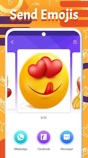 WAStickerApps Love Emoji GIF Stickers apktram screenshots 5