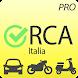 Verifica RCA Italia PRO