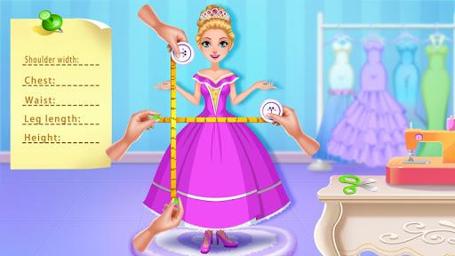 ud83dudccfu2702ufe0fRoyal Tailor Shop - Prince & Princess Boutique apkpoly screenshots 5