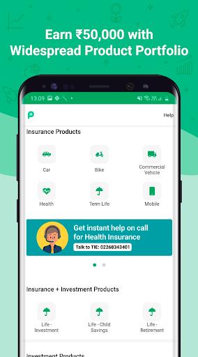 MintPro - Insurance Business App android2mod screenshots 1