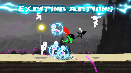 Stickman The Flash screenshots 1