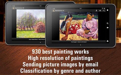 Impressionism 1.3.8.1 Screenshots 7