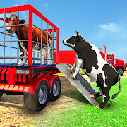 Farm Animal Transport Truck Simulator Driver 2020