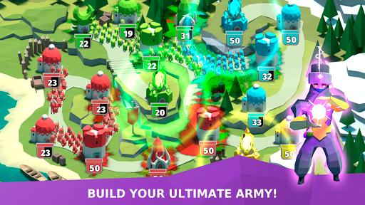 BattleTime - Real Time Strategy Offline Game 1.5.5 screenshots 8