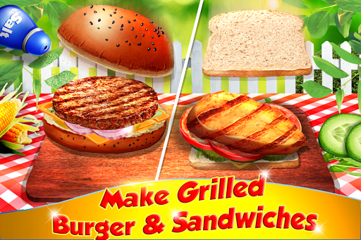 Backyard Barbecue Cooking - Family BBQ Ideas Apk 1.0.7 screenshots 3