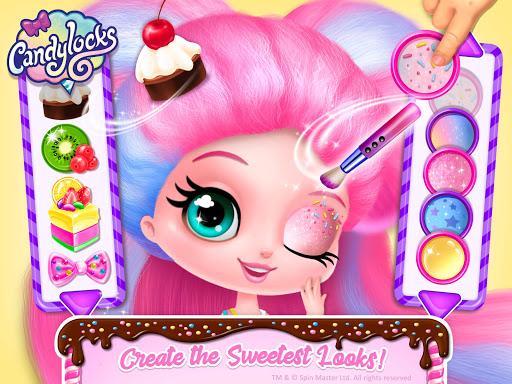 Candylocks Hair Salon - Style Cotton Candy Hair  Screenshots 21