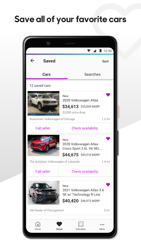Cars.com u2013 New & Used Vehicles apktram screenshots 3