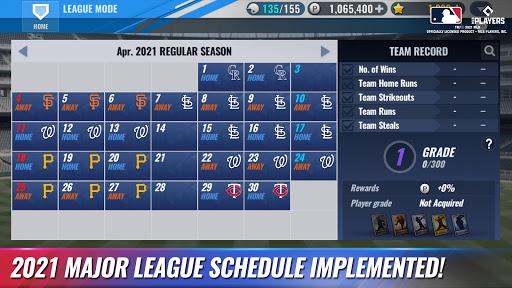 MLB 9 Innings 21 Apkfinish screenshots 19