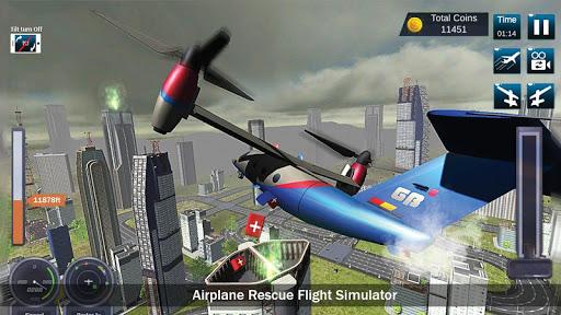 Airplane Games 2021: Aircraft Flying 3d Simulator 2.1.1 screenshots 6