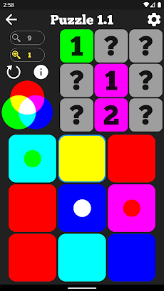 C-Stack+: Color Mixing and Matching Puzzle Gameのおすすめ画像3