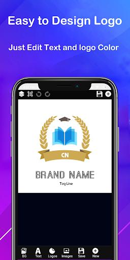 Logo maker 2021 3D logo designer, Logo Creator app 1.23 Screenshots 5