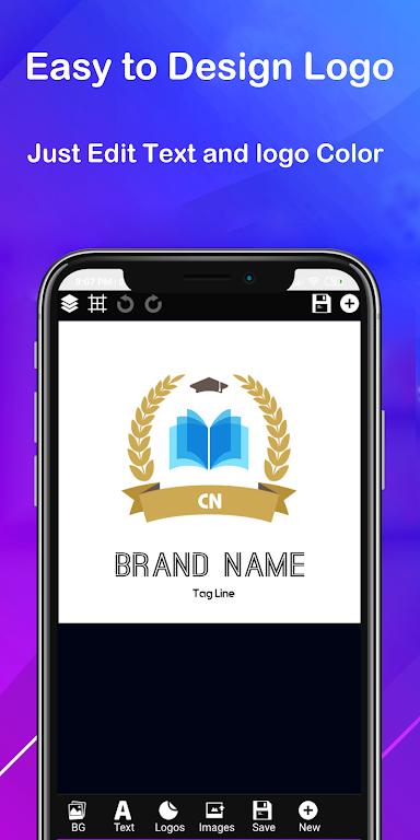 Logo maker 2020 3D logo designer, Logo Creator app – Apps on Google Play poster 4