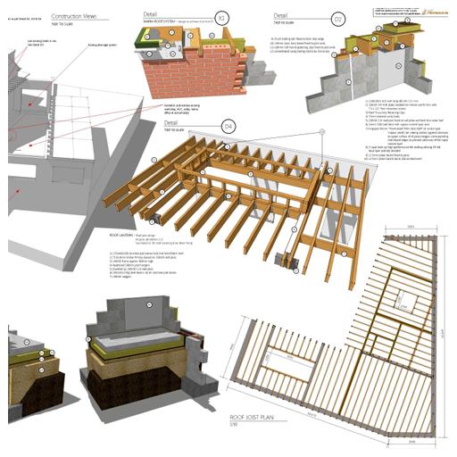 Roof Sketchup Design  Screenshots 1