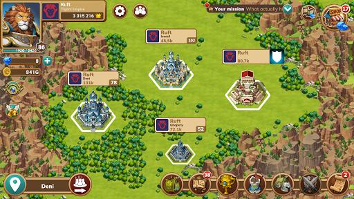 Million Lords: Kingdom Conquest - Strategy War MMO 2.4.7 screenshots 24