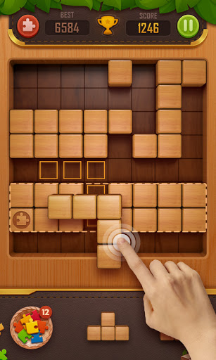 Jigsaw Puzzles - Block Puzzle (Tow in one) 14.0 screenshots 19