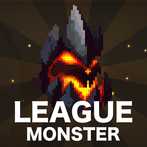 LeagueMon - Offline League Monster Defence