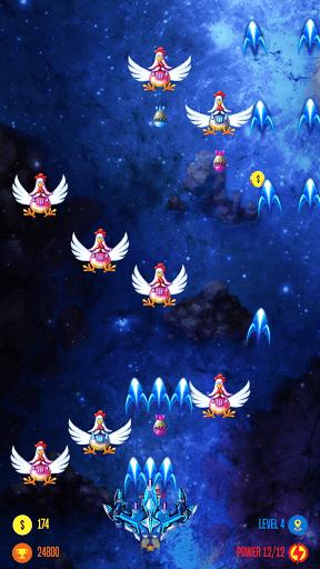 Chicken Attack Galaxy 23 screenshots 1