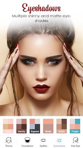 Face Makeup Camera - Beauty Makeover Photo Editor 1.0.0 Screenshots 5