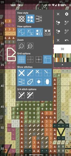 Download APK: Cross Stitch Paradise cross stitching XSD patterns v1.2.3 [Pro]