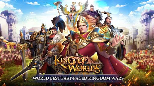 Code Triche King of Worlds  APK MOD (Astuce) screenshots 1