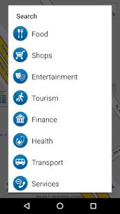 Map of Ethiopia offline screenshots 6