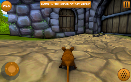 Home Mouse simulator: Virtual Mother & Mouse 2.1 Screenshots 1