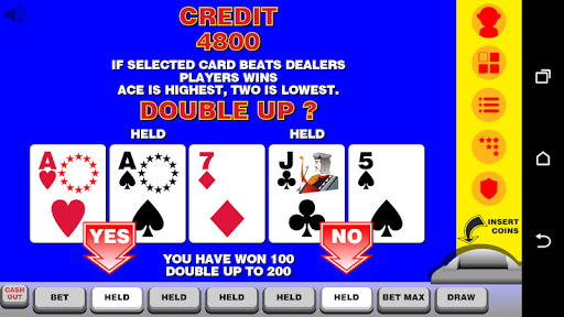 Video Poker with Double Up 12.094 Screenshots 2